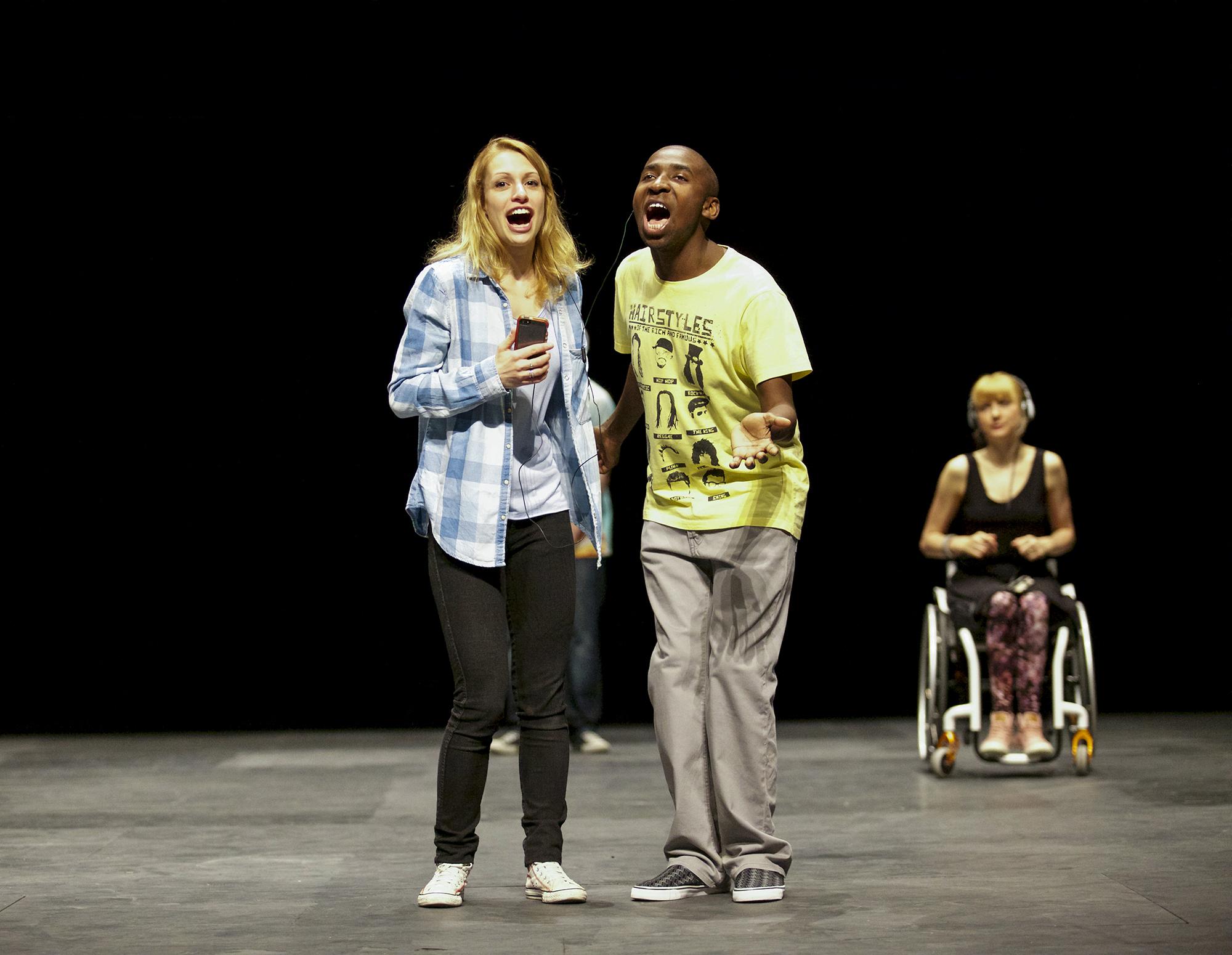 British rencontres handicap spectacle escroqueries de texte de site de rencontre