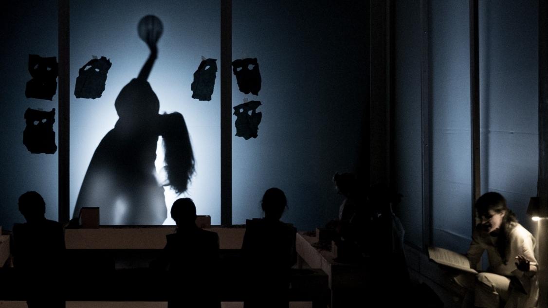 Contes japonais - Chiara Guidi — Societas © Nicolò Gialain