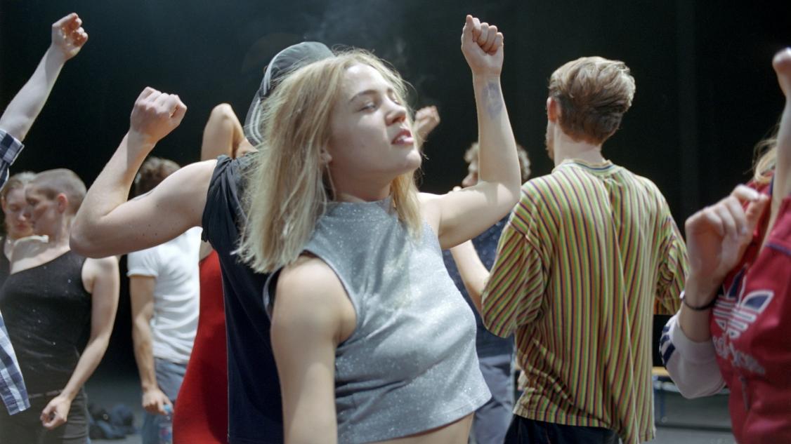 Crowd - Gisèle Vienne © Estelle Hanania