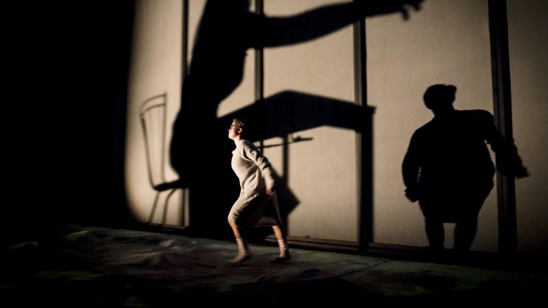La Petite Fille qui disait non - Carole Thibaut © Thierry Laporte