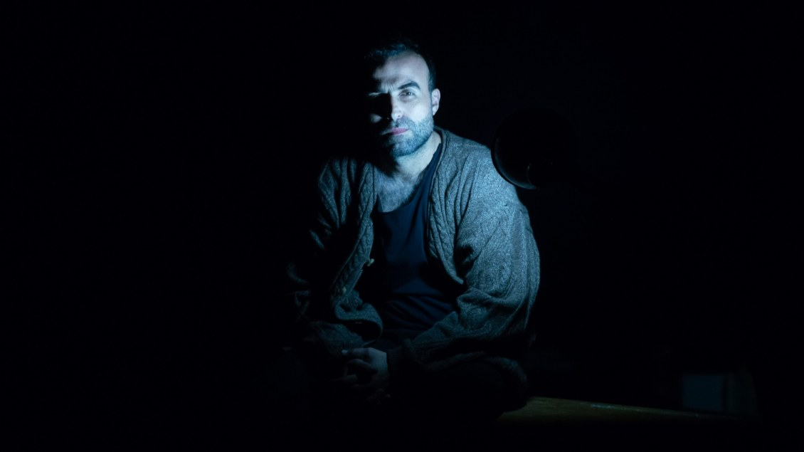 La Terre se révolte, Sara Llorca - Omar Youssef Souleimane © Raphael Arnaud