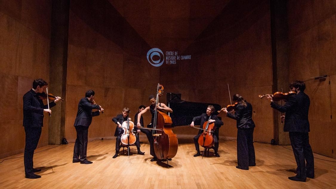 Le Centre de musique de chambre de Paris - Jérôme Pernoo © DR