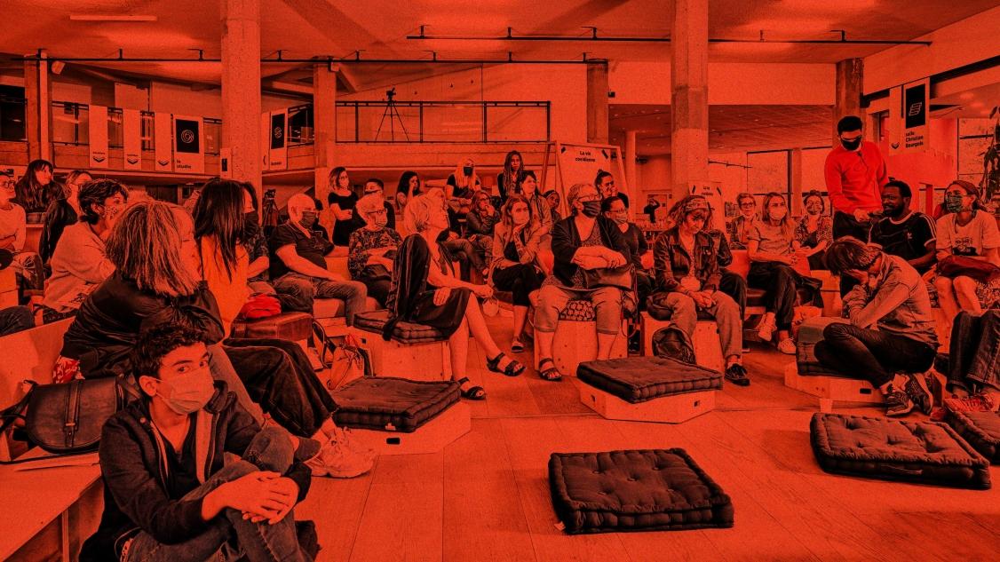 Rencontres Quartier Général MC93 © Bruno Levy