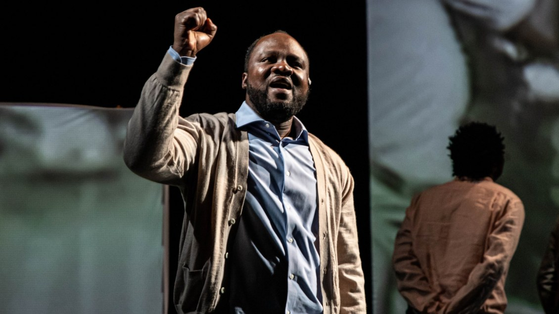 Mandela - Xavier Marchand © Nicolas Martinez