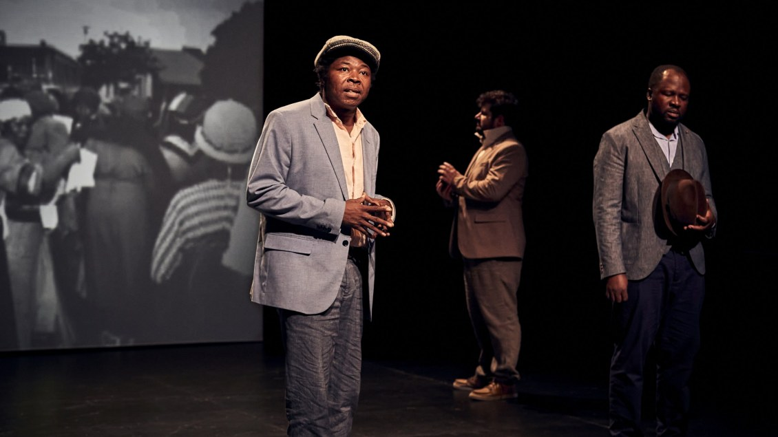 Mandela - Xavier Marchand © Joseph Banderet