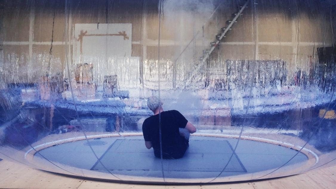 Répétitions - Josef Nadj dans la bulle