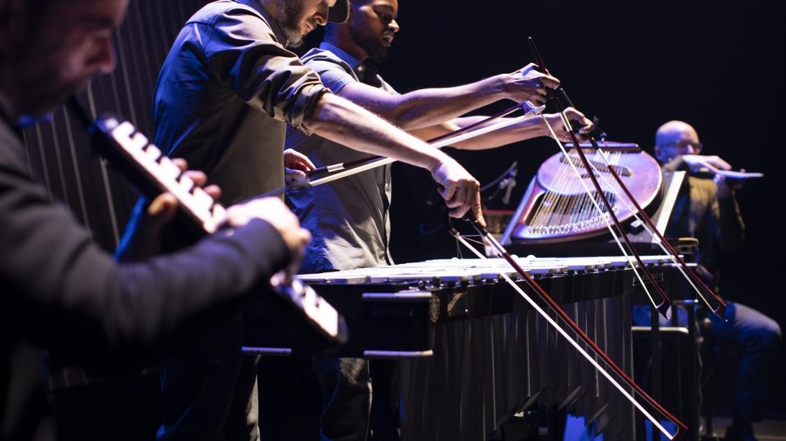 Session - Colin Dunne et Sidi Larbi Cherkaoui © Koenbroos