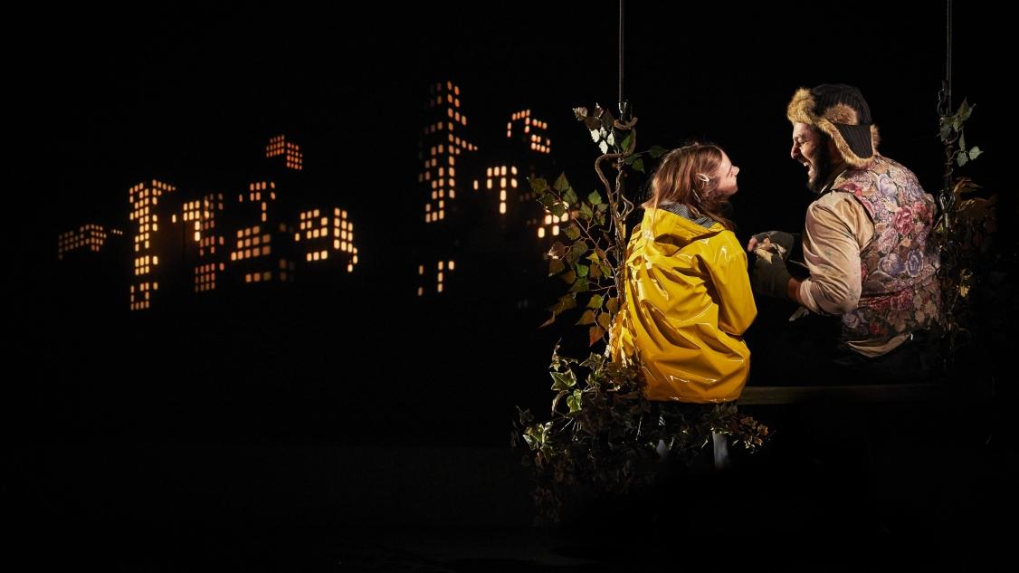 Zabou Breitman Thelonius et Lola © Christophe Raynaud de Lage
