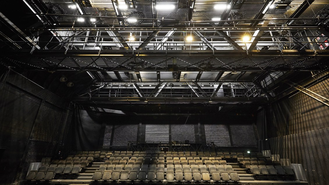 Salle Christian Bourgois © Christophe Raynaud de Lage
