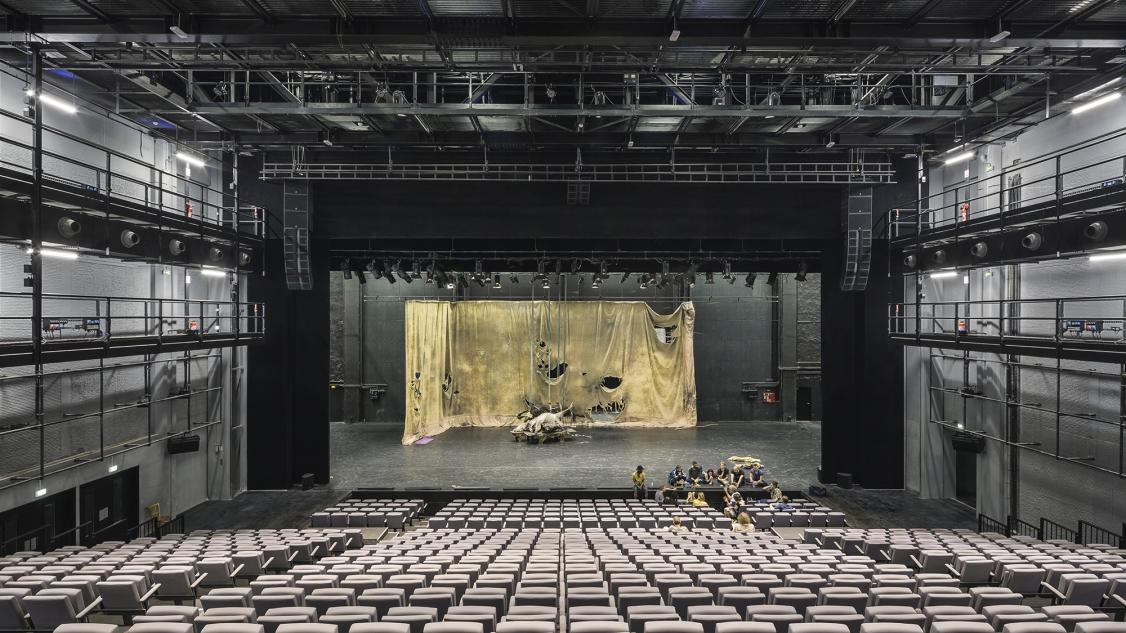 La Grande Salle - Oleg Efremov © Sergio Grazia - Brossy 2017