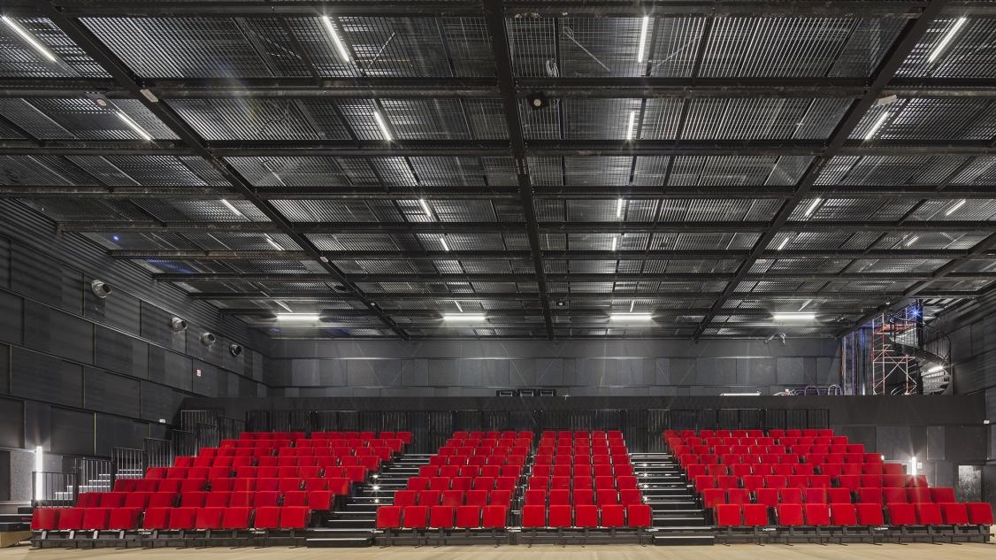 La Nouvelle Salle © Sergio Grazia - Brossy 2017